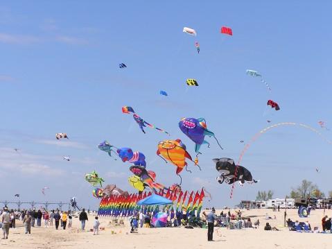 Great Lakes Kite Festival 2006